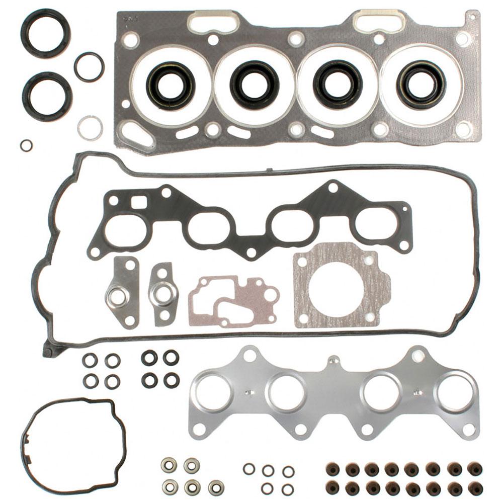 Toyota Tercel                         Cylinder Head Gasket SetsCylinder Head Gasket Sets