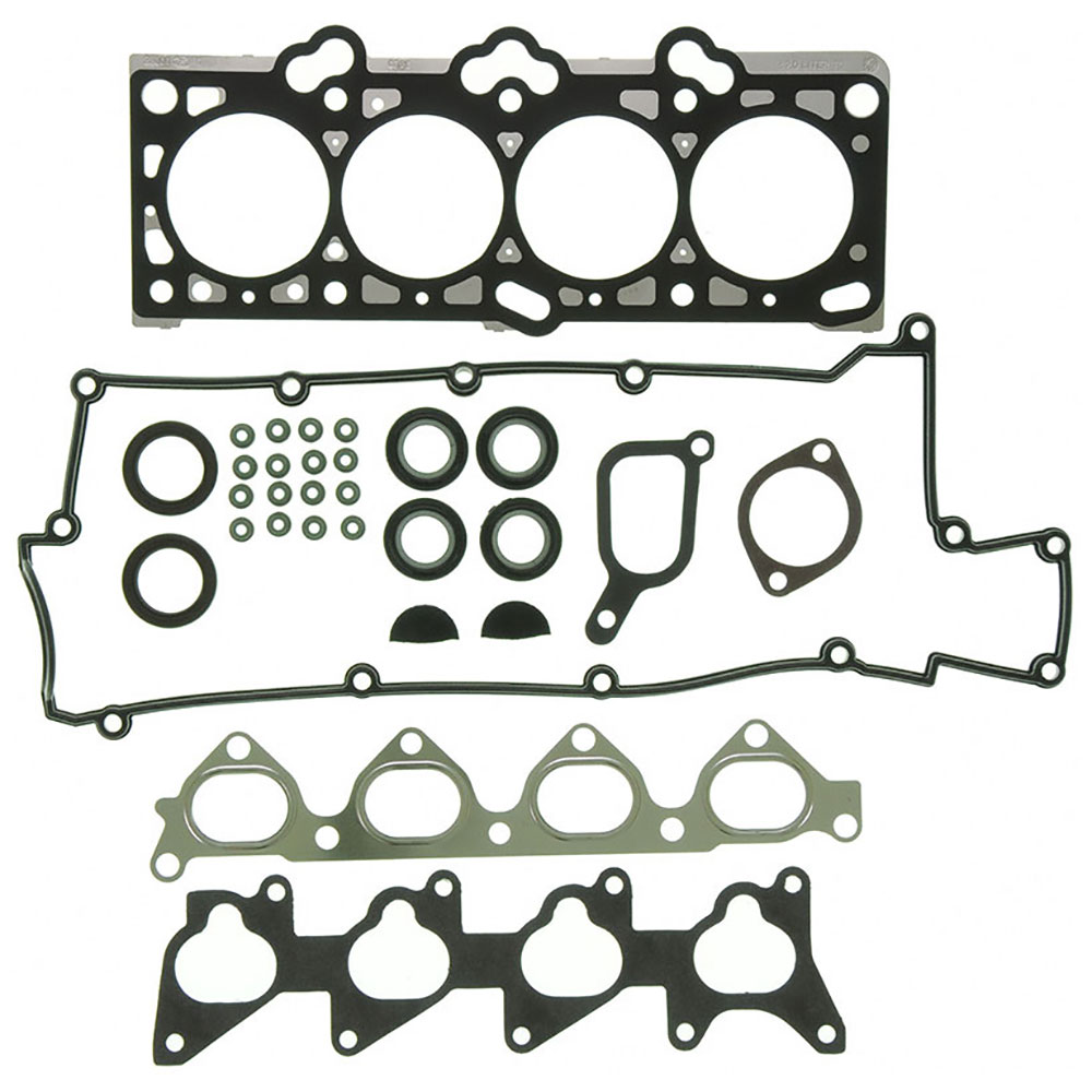 1996 Hyundai Elantra Head Gasket: 1997 Hyundai Elantra Cylinder Head Gasket Sets Parts From
