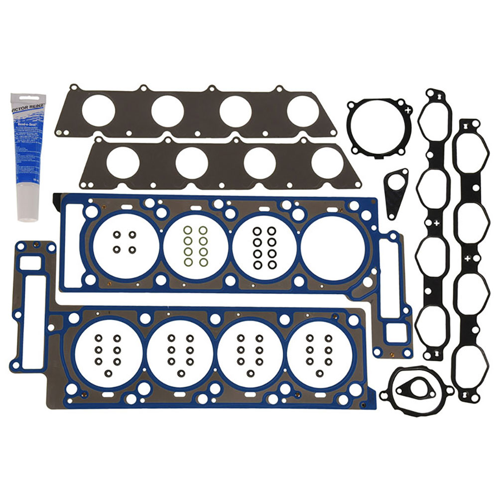 Mercedes_Benz CL550                          Cylinder Head Gasket SetsCylinder Head Gasket Sets