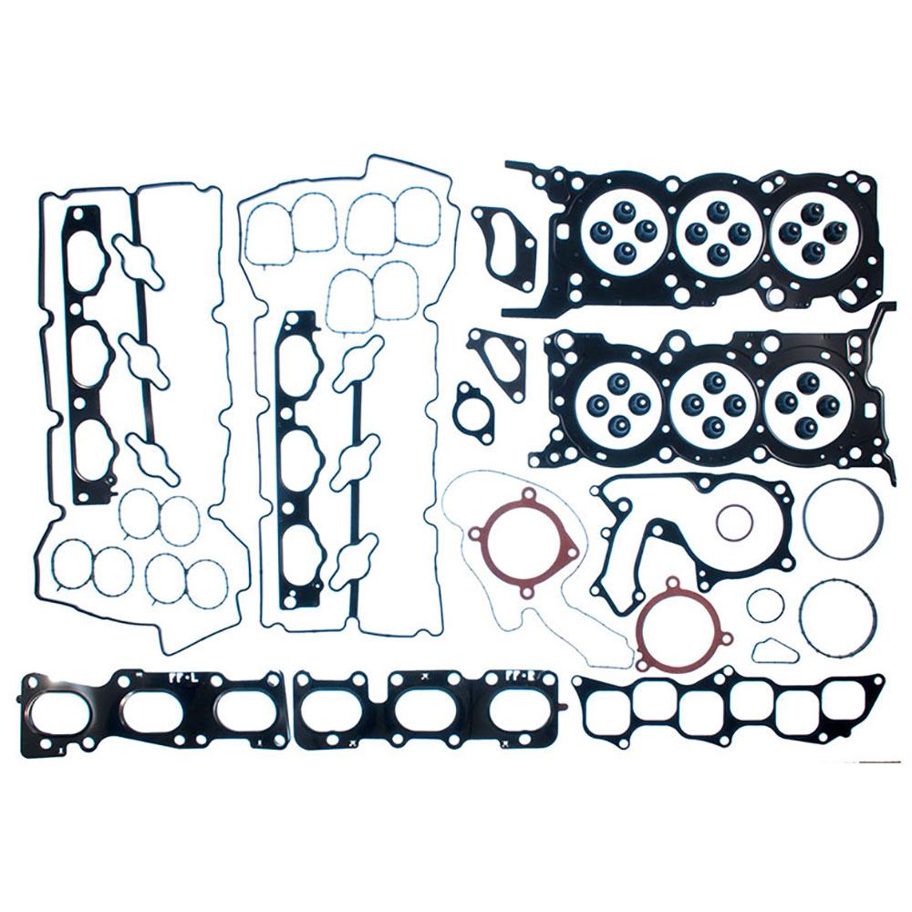 Hyundai Azera                          Cylinder Head Gasket SetsCylinder Head Gasket Sets