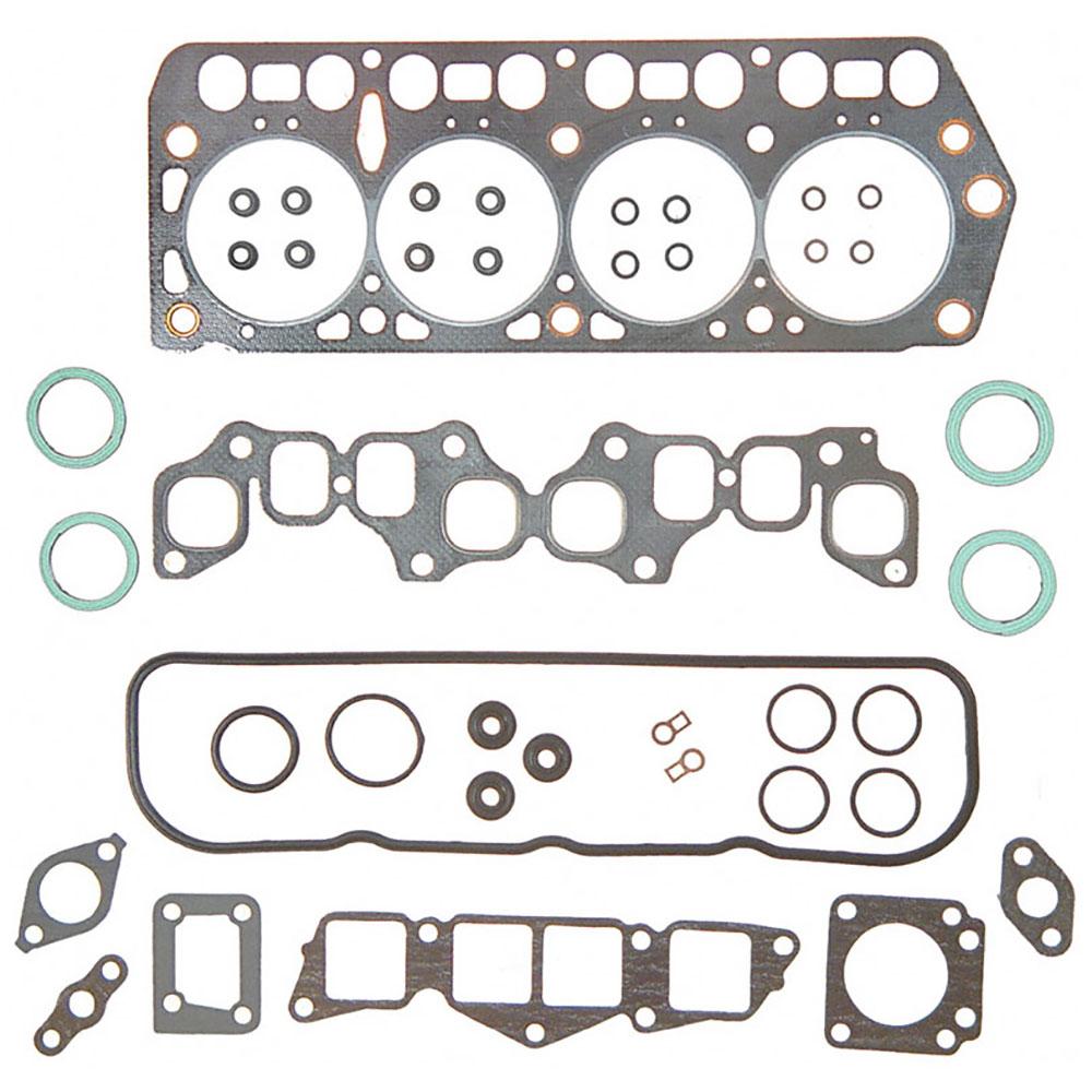 Toyota Van                            Cylinder Head Gasket SetsCylinder Head Gasket Sets