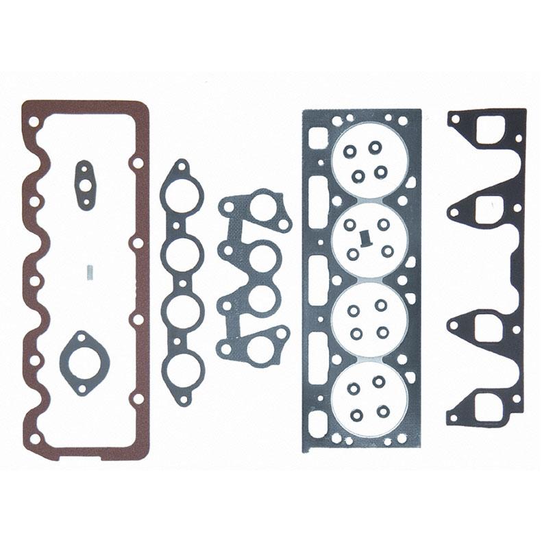 Ford Tempo                          Cylinder Head Gasket SetsCylinder Head Gasket Sets
