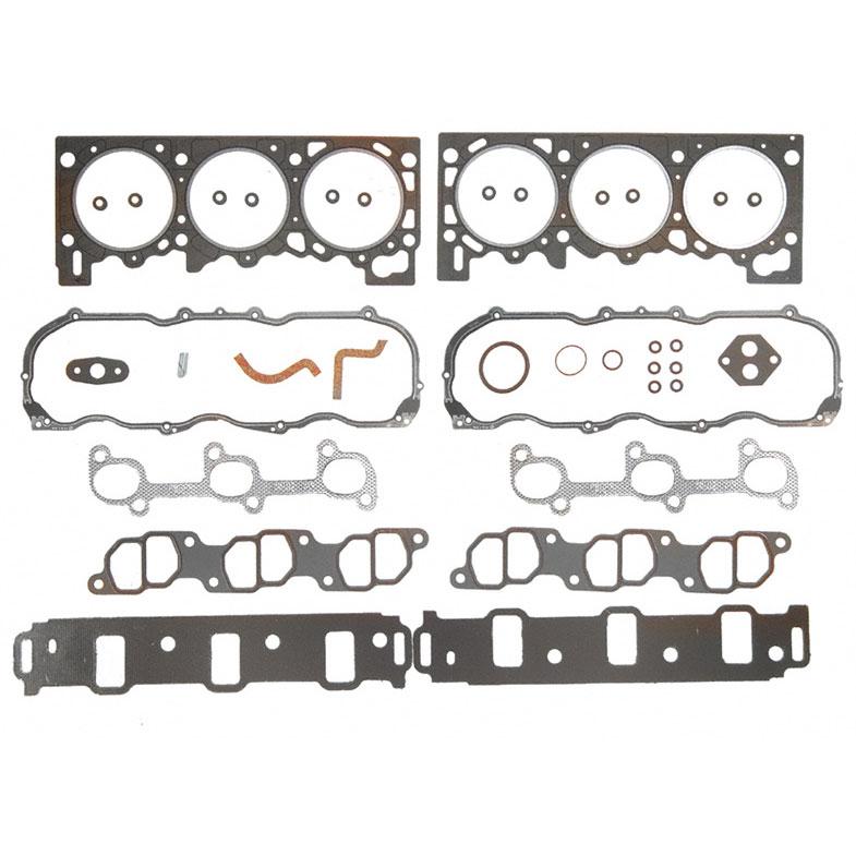 Mazda Navajo                         Cylinder Head Gasket SetsCylinder Head Gasket Sets