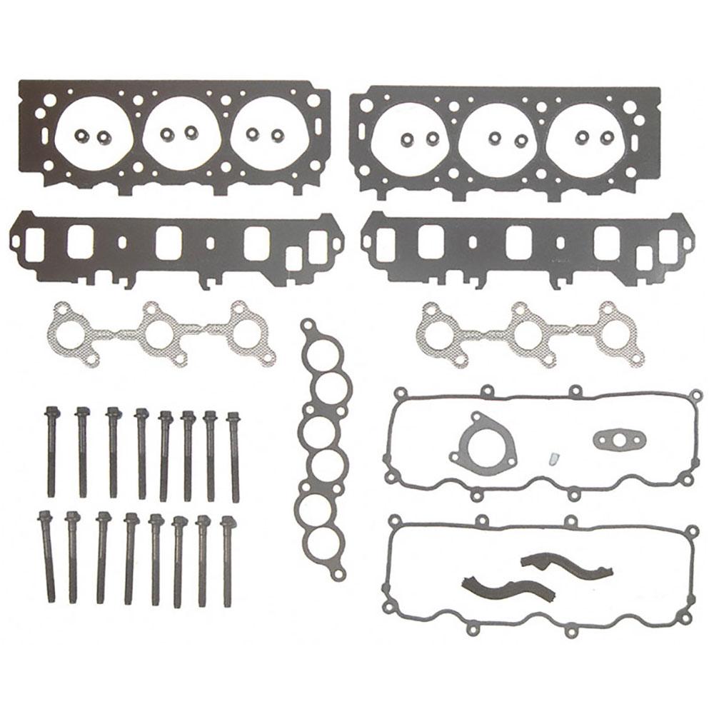 Ford Windstar                       Cylinder Head Gasket SetsCylinder Head Gasket Sets