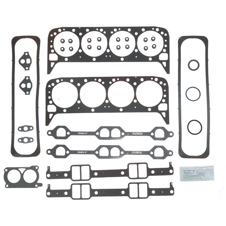 Cadillac Commercial Chassis             Cylinder Head Gasket SetsCylinder Head Gasket Sets