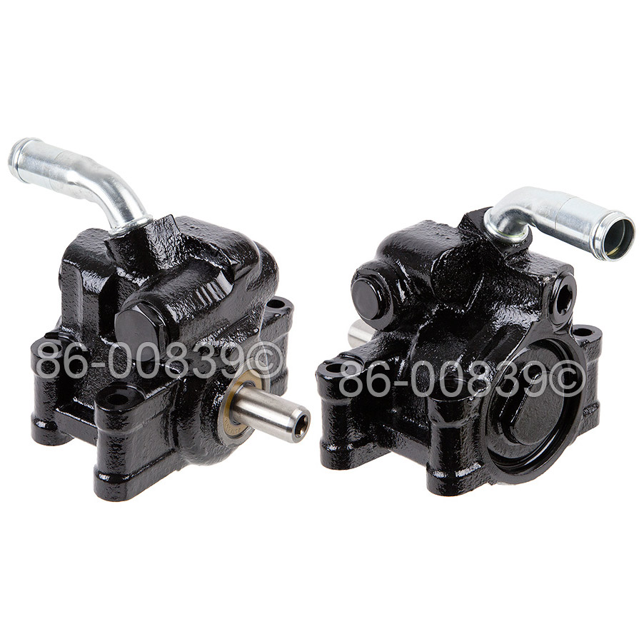 Jaguar S Type                         Steering PumpSteering Pump