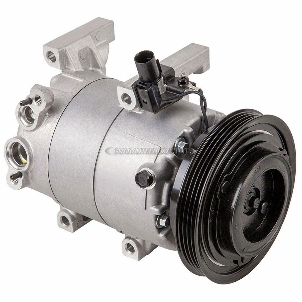 Hyundai Accent A/C Compressor