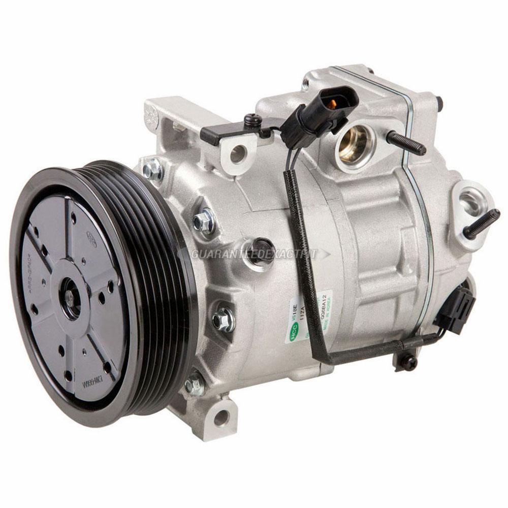 Hyundai Genesis A/C Compressor