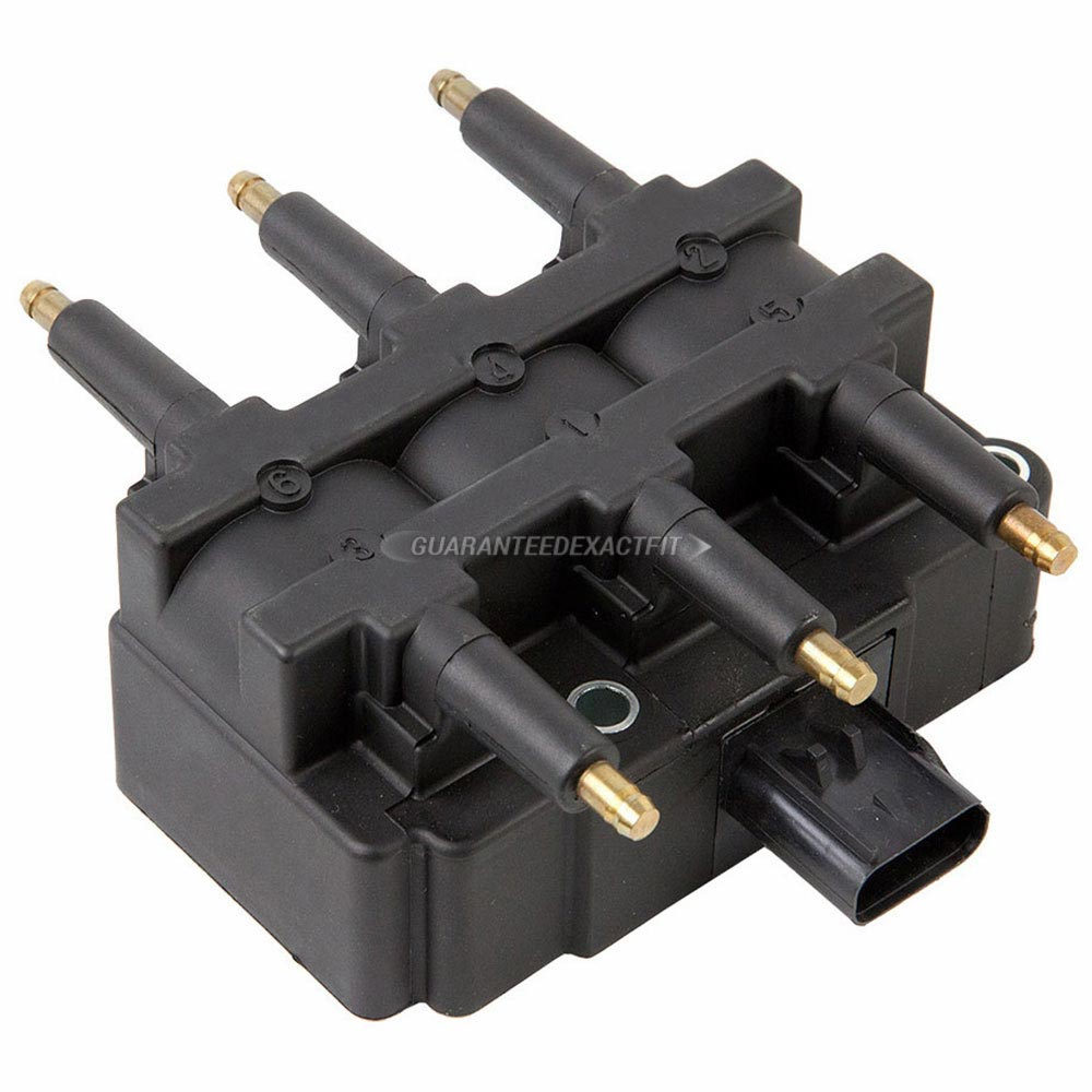Dodge Grand Caravan                  Ignition CoilIgnition Coil