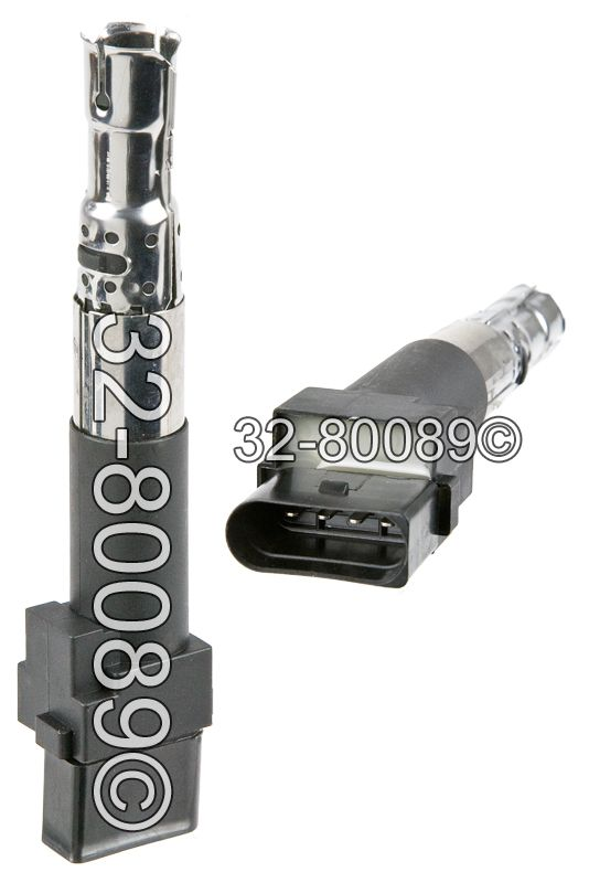 Audi A3                             Ignition CoilIgnition Coil