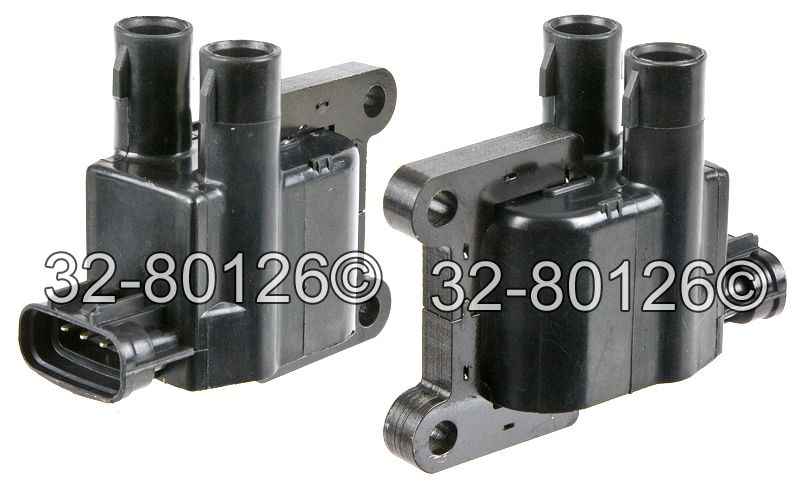 Toyota RAV4                           Ignition CoilIgnition Coil