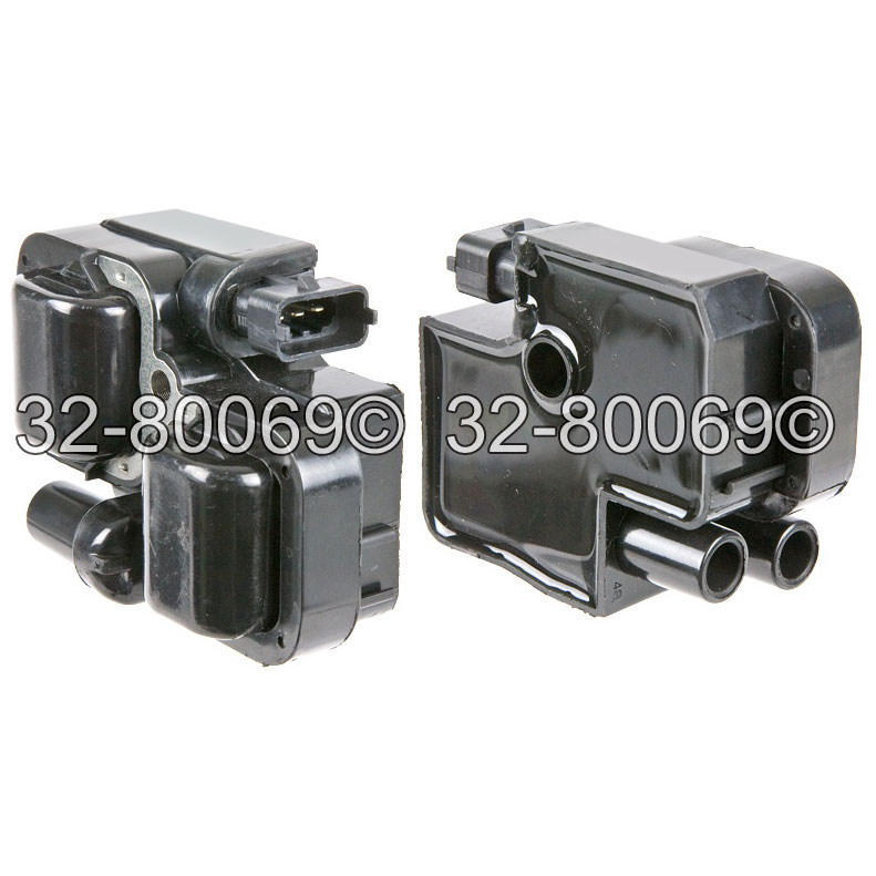 Mercedes_Benz SLK320                         Ignition CoilIgnition Coil