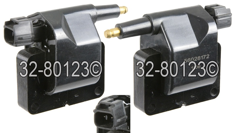 Dodge A Series Van                   Ignition CoilIgnition Coil