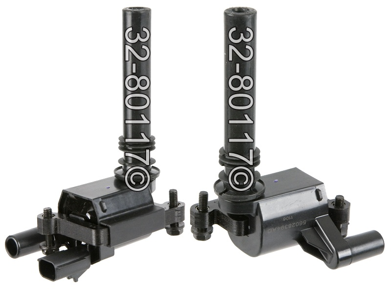 Dodge Durango                        Ignition CoilIgnition Coil