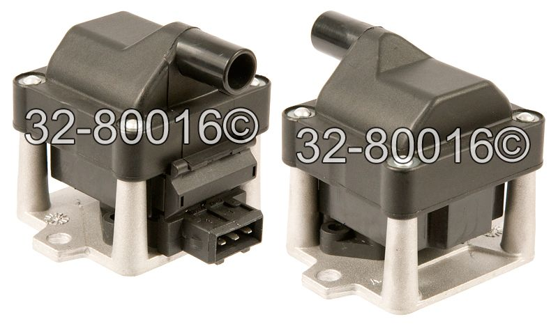 Volkswagen Cabriolet                      Ignition CoilIgnition Coil