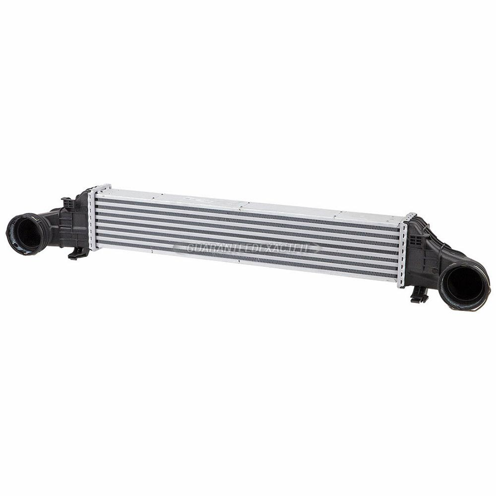 Mercedes_Benz E320                           IntercoolerIntercooler