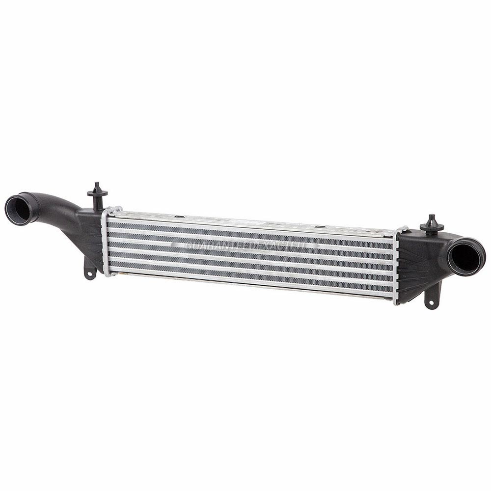 Mercedes_Benz SLK230                         IntercoolerIntercooler