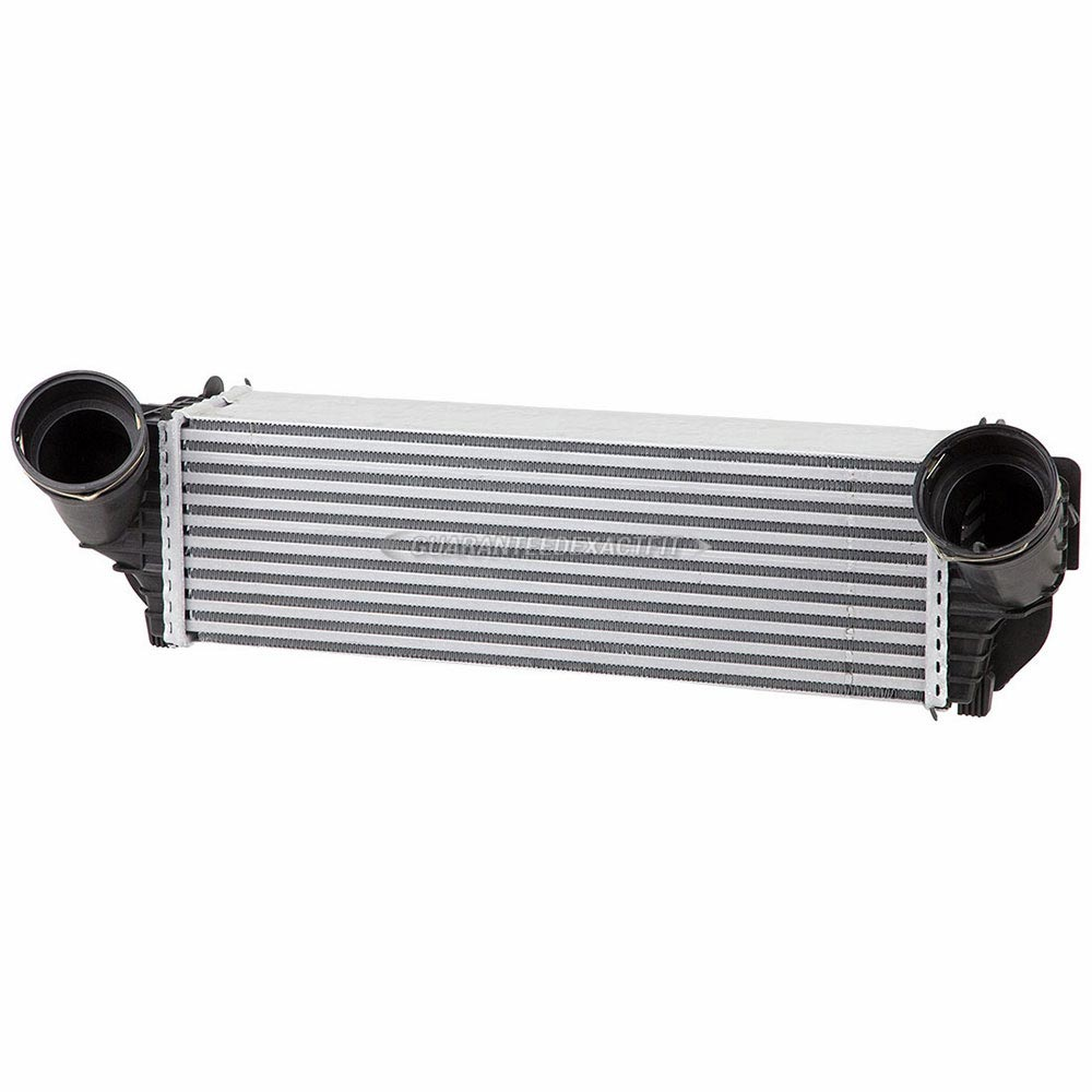 BMW X6                             IntercoolerIntercooler