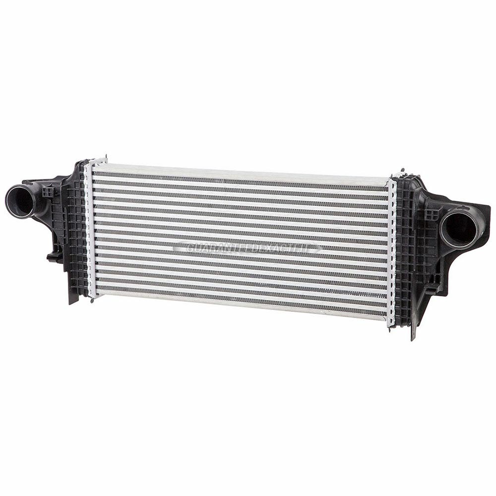 Mercedes_Benz ML320                          IntercoolerIntercooler