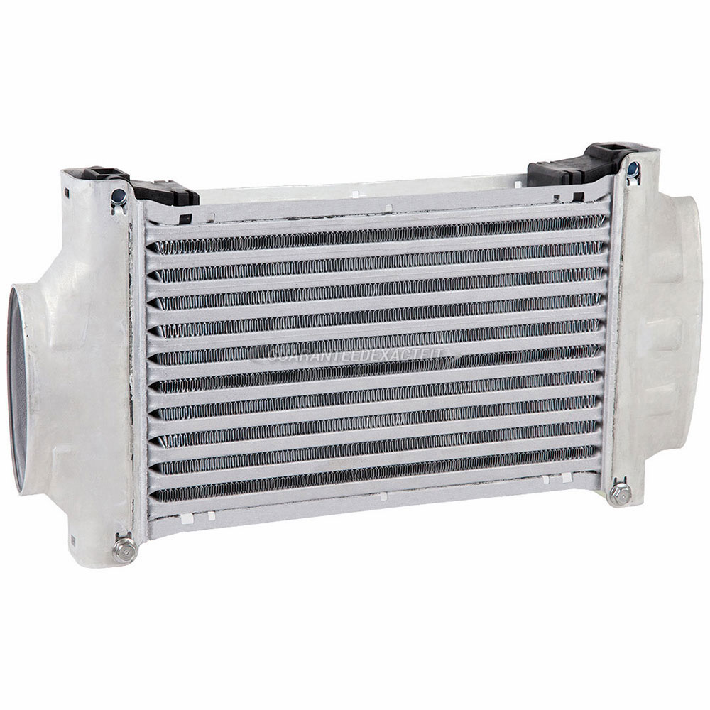 Mini Cooper                         IntercoolerIntercooler