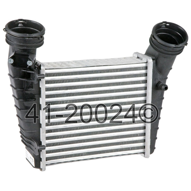 VW Passat                         IntercoolerIntercooler