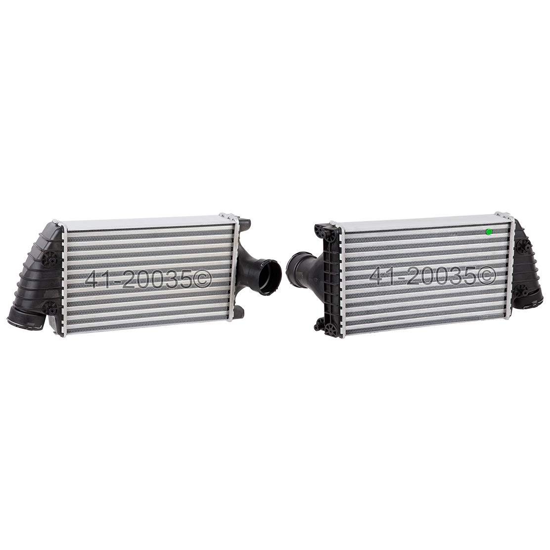 Porsche 911 Intercooler