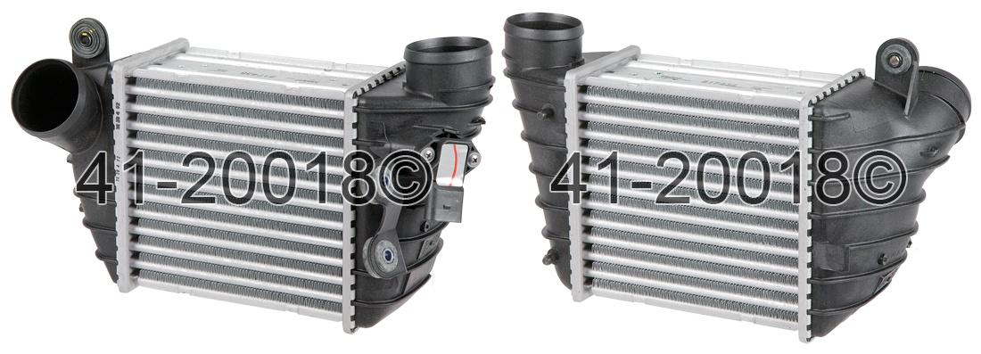 Audi TT                             IntercoolerIntercooler