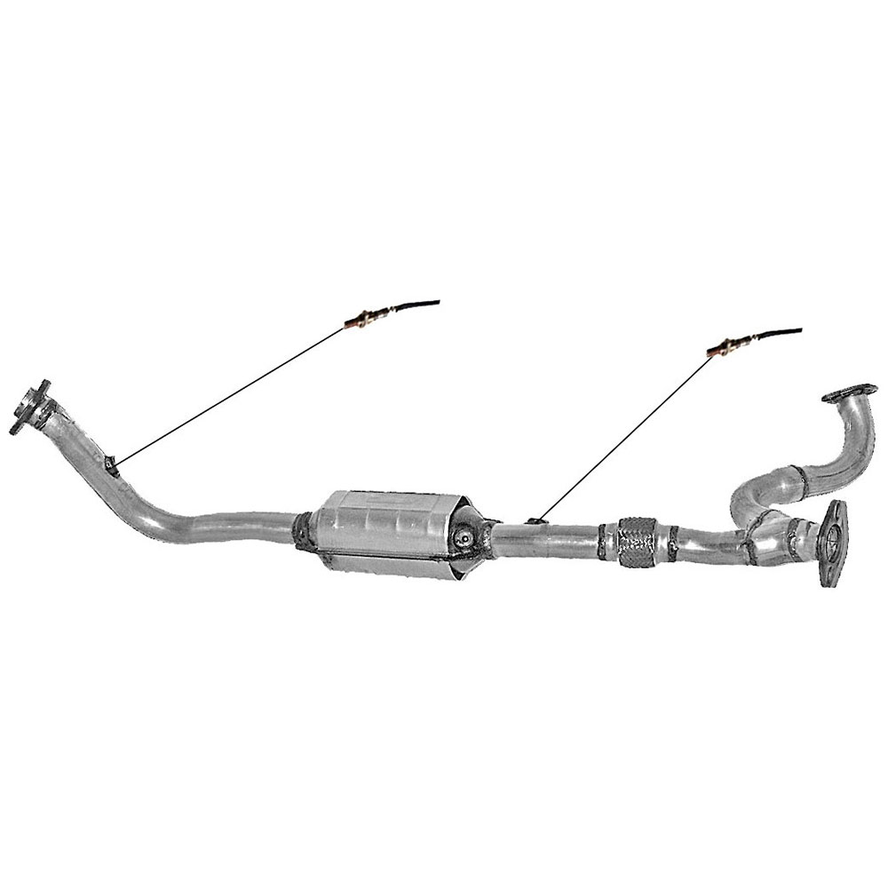 Isuzu Vehicross                      Catalytic ConverterCatalytic Converter