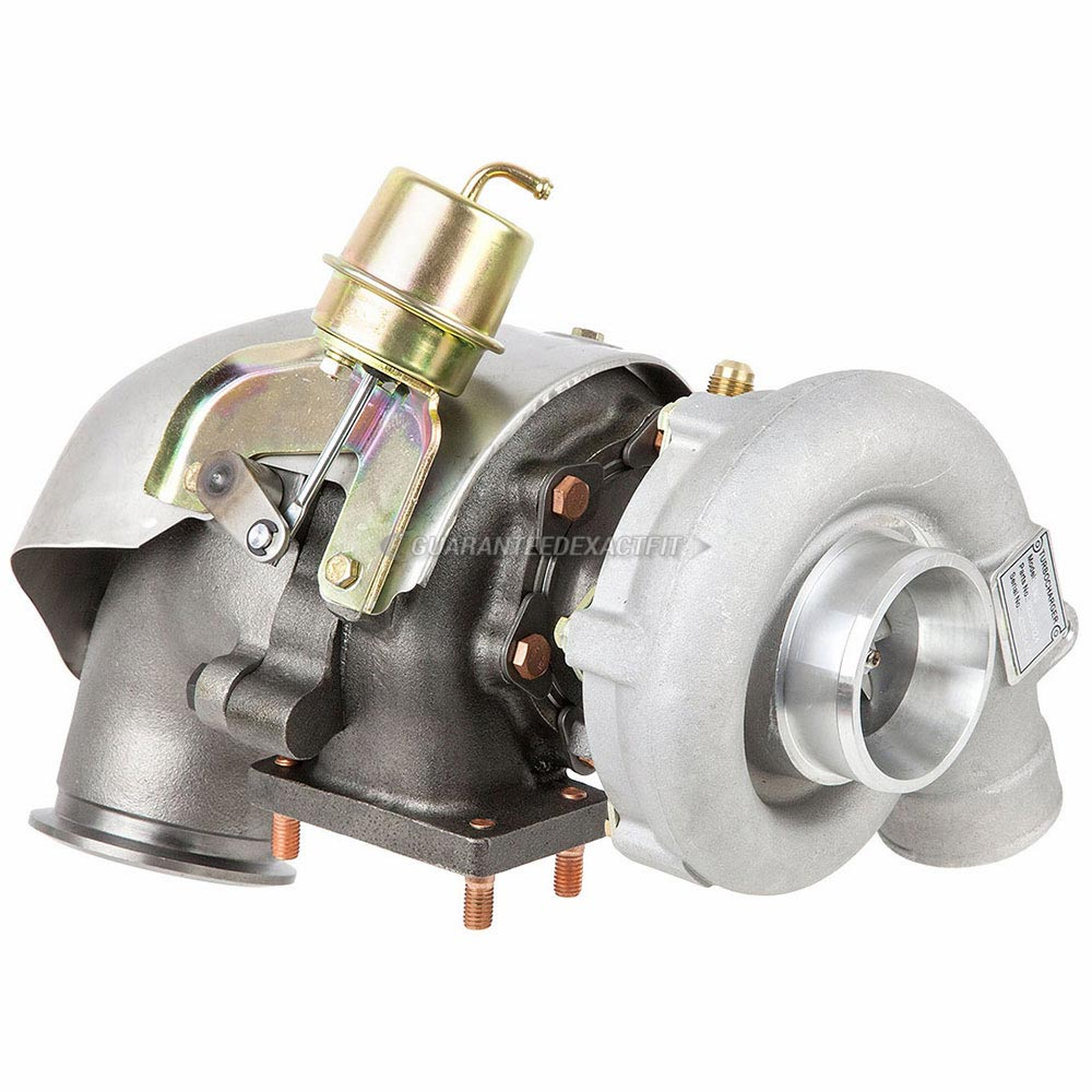 Chevrolet  6.5L Diesel Engine Turbocharger
