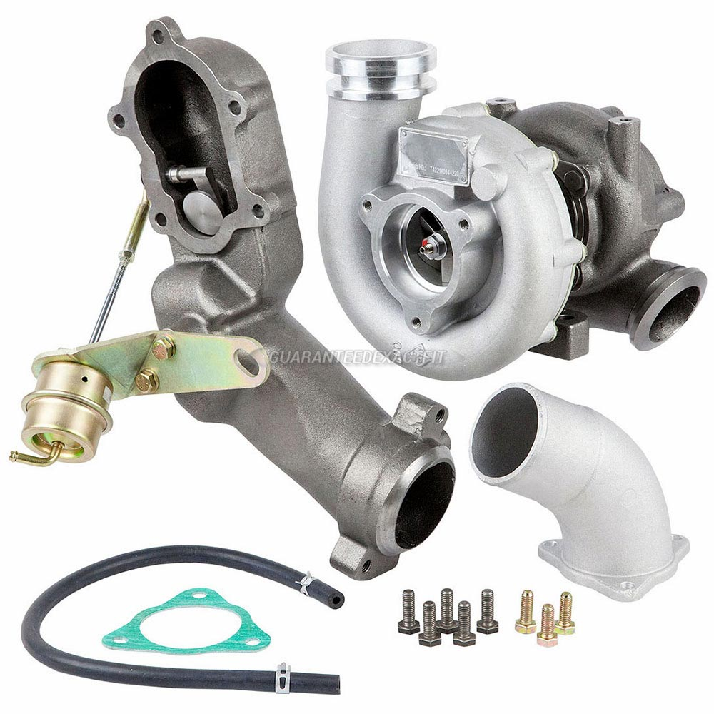 Chevrolet Van                            TurbochargerTurbocharger