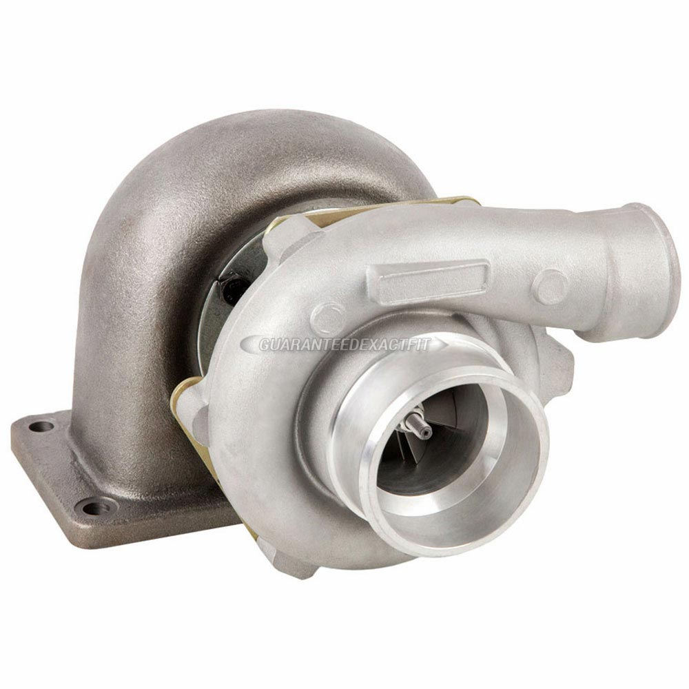 1990 International All Models Navistar DT466B Engines with International Turbocharger Number 1806079C91 Turbocharger