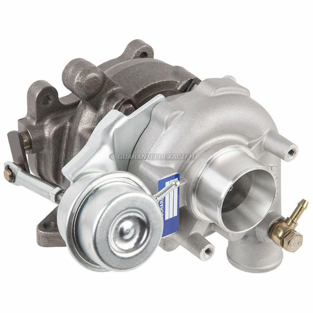 1997 Volkswagen Jetta 1.9L Diesel Engine Turbocharger