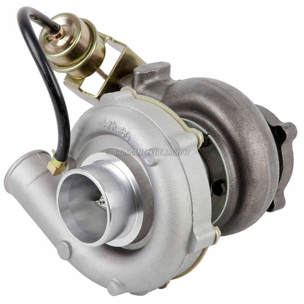 Isuzu F-Series Truck                 Turbocharger