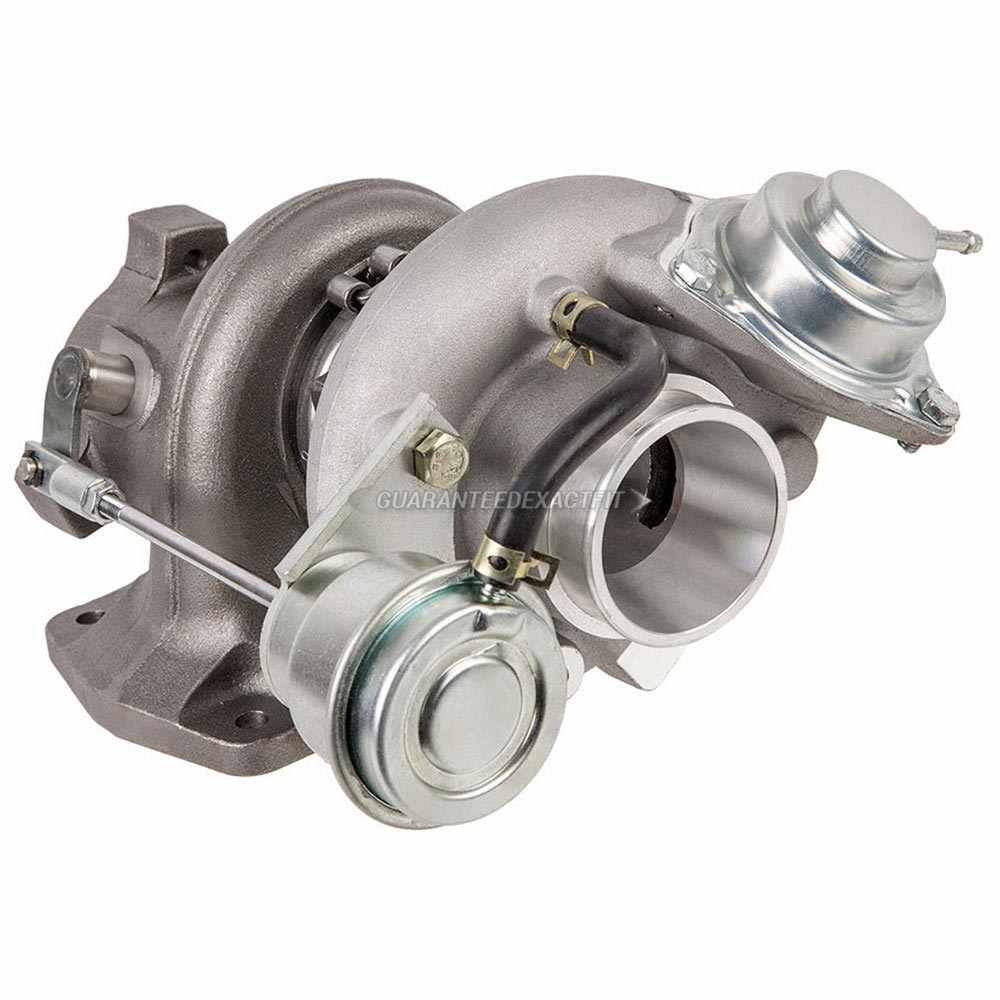 1991 Volvo 940 All Models Turbocharger