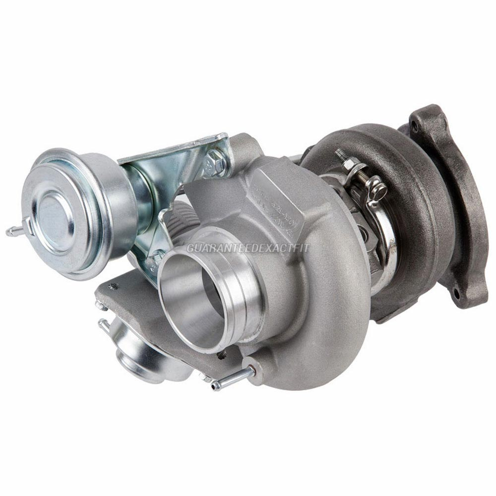2000 Volvo V70 2.4L Engine Turbocharger