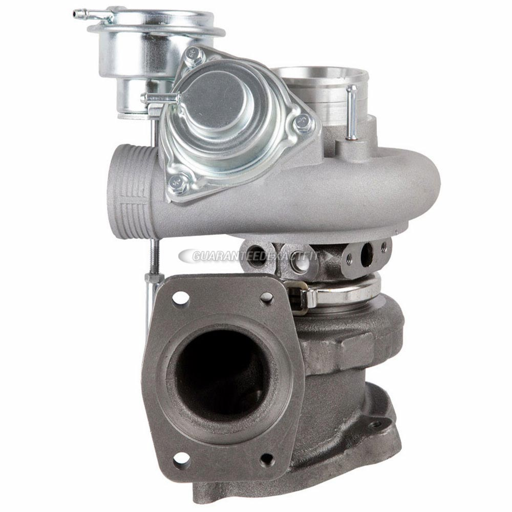 1999 Volvo V70 Turbocharger 2 4l Engine