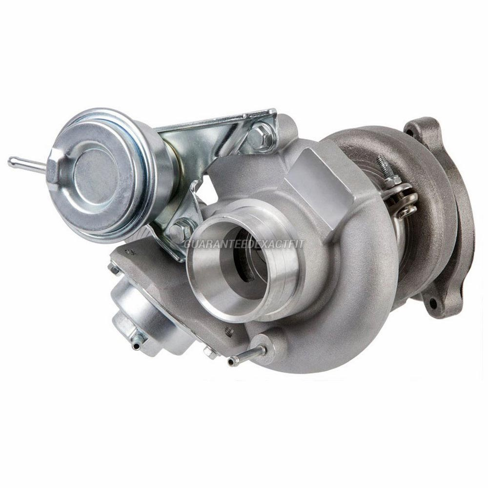 2004 Volvo V70 2.4L Engine Turbocharger