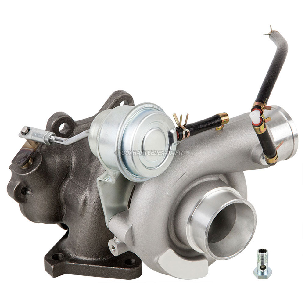 2007 Subaru Forester XT Models Turbocharger
