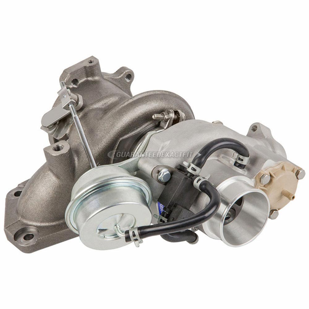 Chevrolet Cobalt Turbocharged Models Turbocharger
