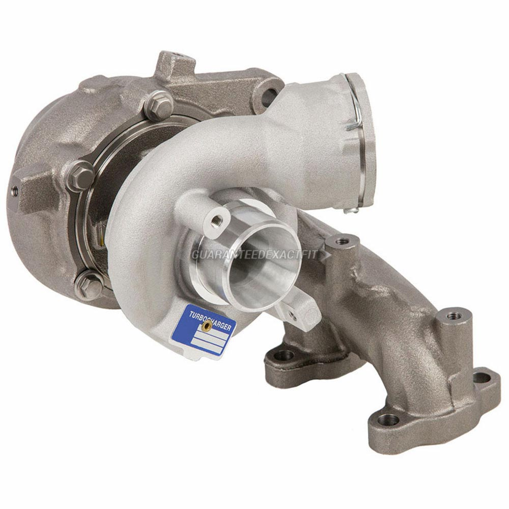 2005 Volkswagen Jetta 1.9L Diesel Engine with Engine Code BRM [OEM Number 038253014Q] Turbocharger