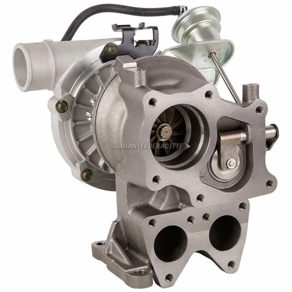 BuyAutoParts 40-30034R Remanufactured Turbo Turbocharger For Chevy /& GMC 6.6L Duramax LB7 2000 2001 2002 2003 2004