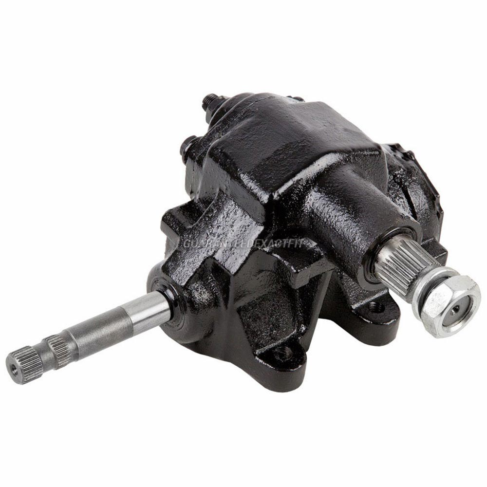 Chevrolet Malibu Manual Steering Gear Box