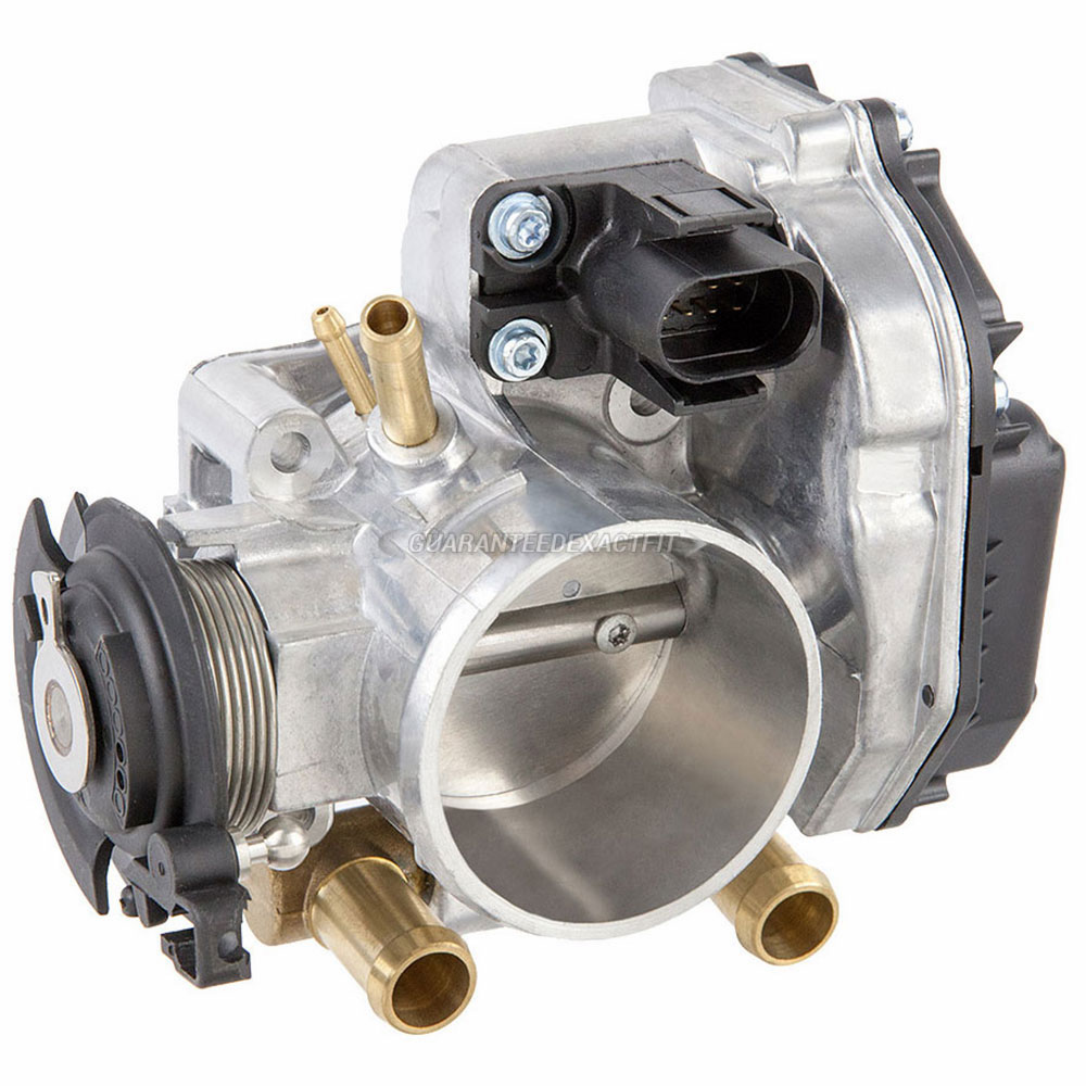 Audi A6                             Throttle BodyThrottle Body