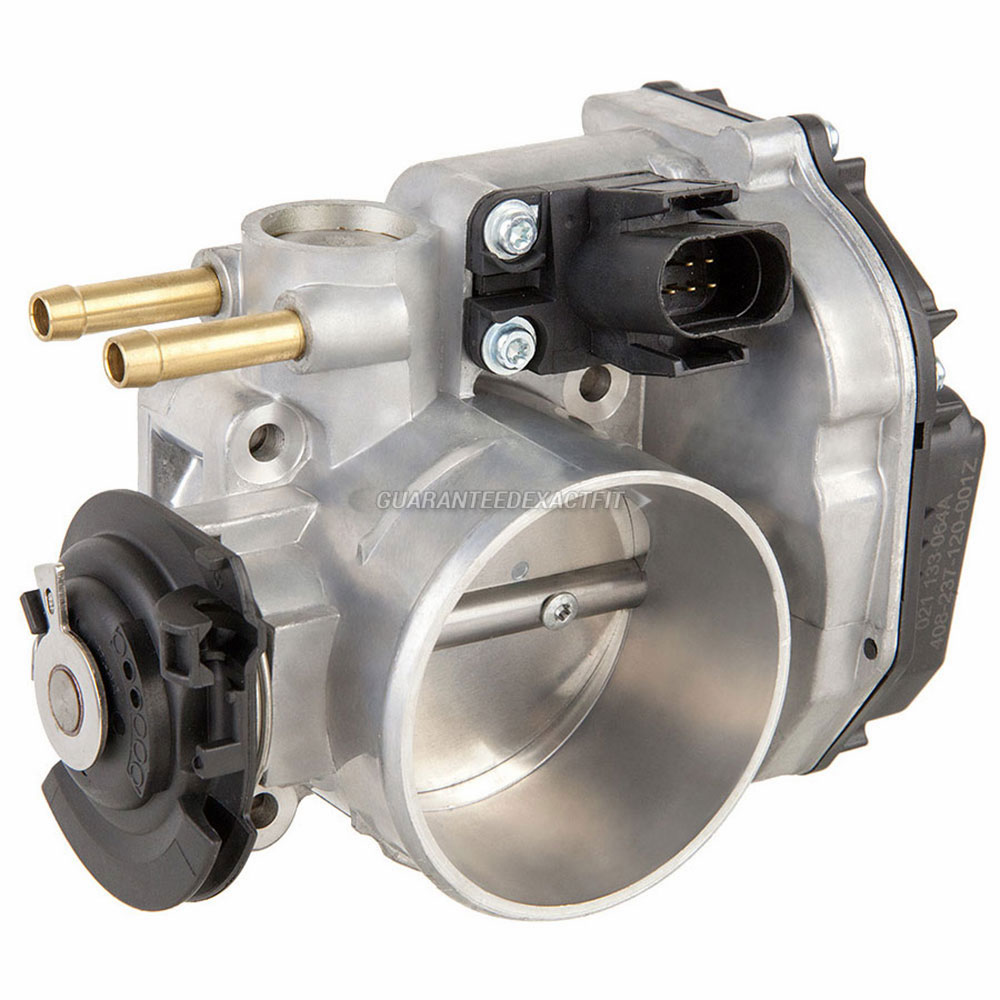 Volkswagen Eurovan                        Throttle BodyThrottle Body