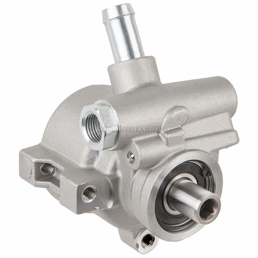 GMC Safari                         Steering PumpSteering Pump