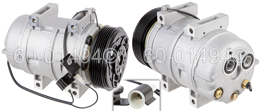 Volvo S60                            A/C CompressorA/C Compressor