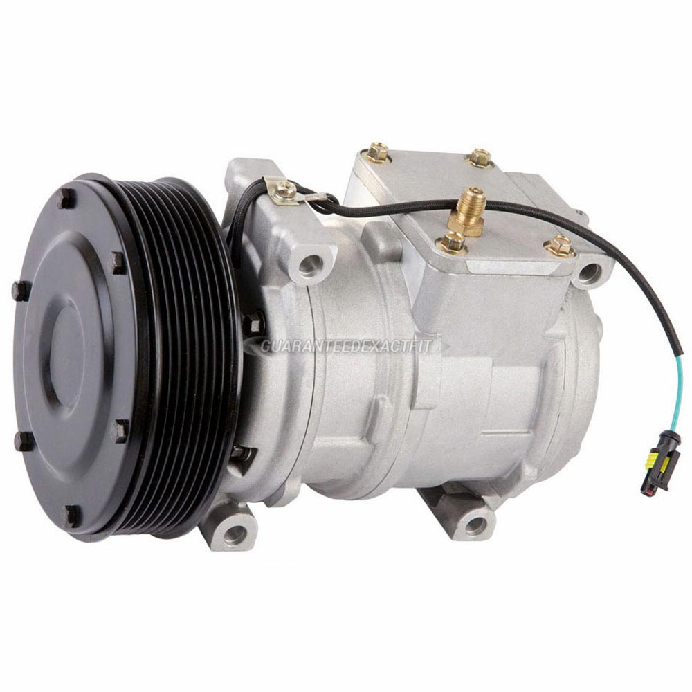 Ac Tractor Parts : New ac a c compressor with clutch for john deere tractors