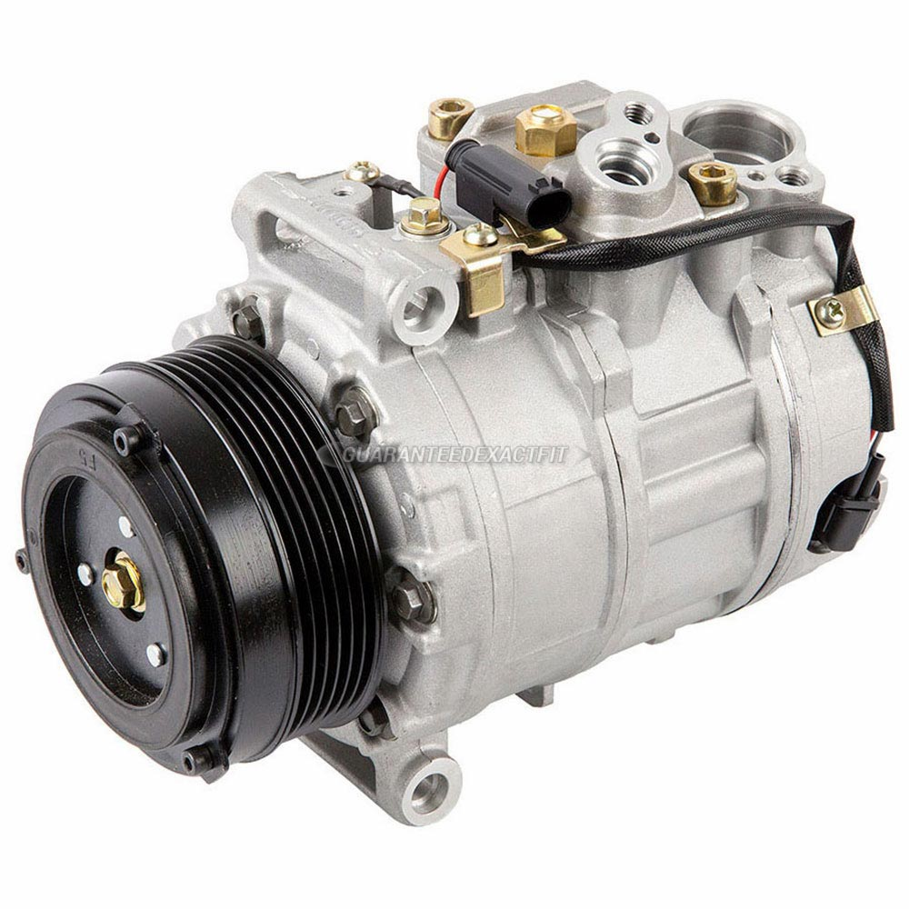 Mercedes_Benz ML550                          A/C CompressorA/C Compressor