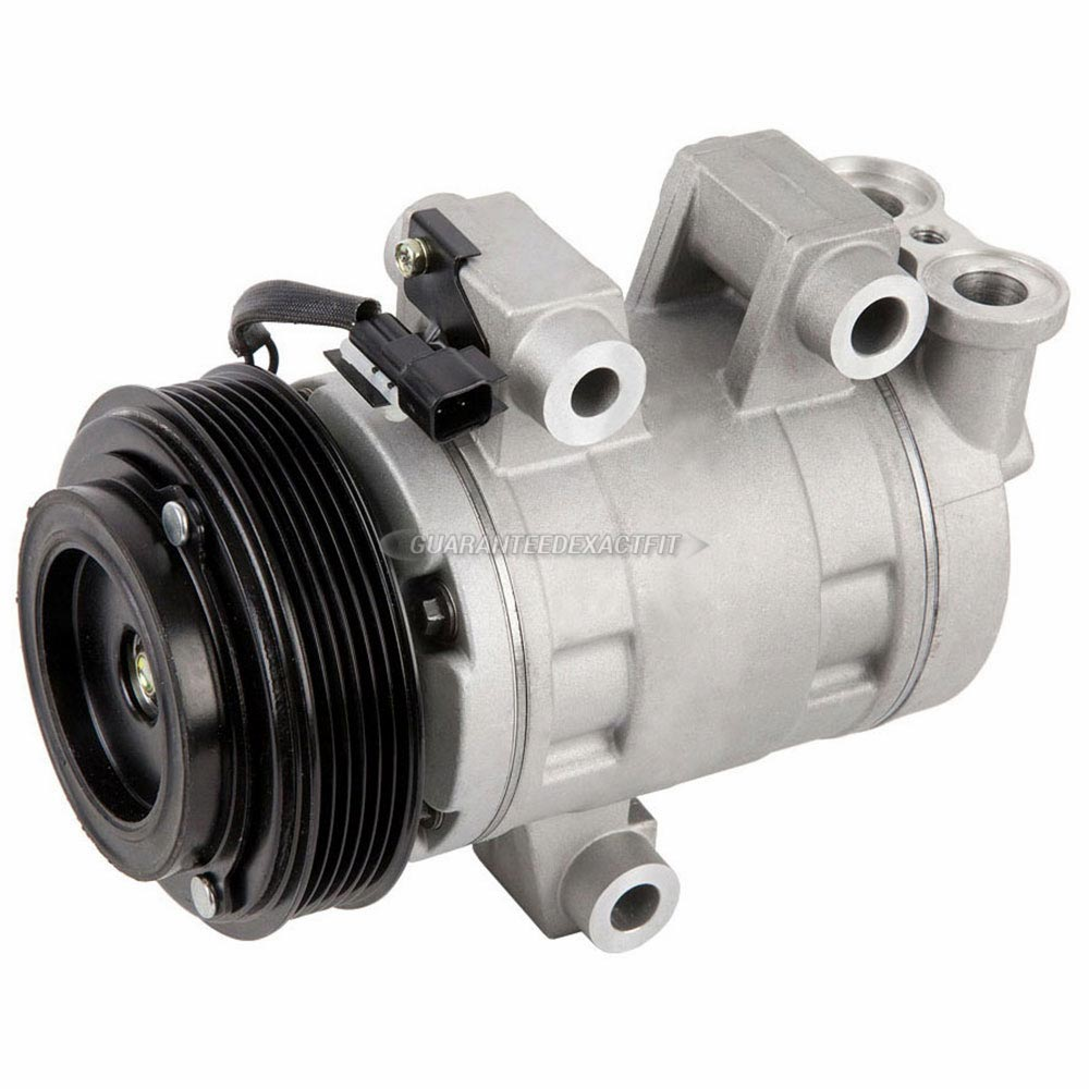 Pontiac Torrent A/C Compressor