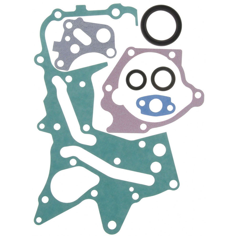 Hyundai Santa Fe Engine Gasket Set - Timing Cover